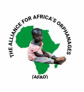 AFAO (Alliance For Africa's Orphans) Logo